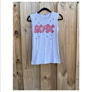 Live Nation AC/DC Band Tank Top Small